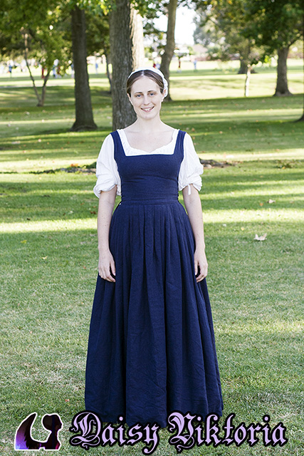 16th Century Kirtle – Faerie Queen Costuming